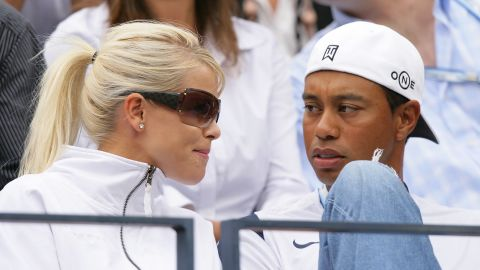 Woods' win rate, his dedication to fitness training and his desire to succeed were changing golf. Prize money rocketed because of Woods. Off the course, he married girlfriend Elin Nordegren in 2004.