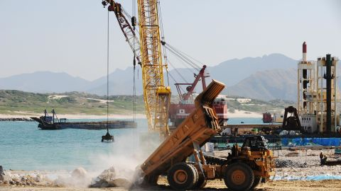 Coastal mining could also offer lucrative returns, such as in Madagascar's ilmenite projects.