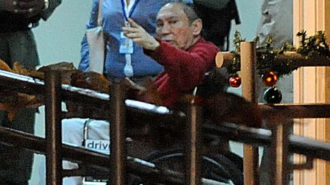 Noriega dealt with several health crises, including a possible stroke in 2012.