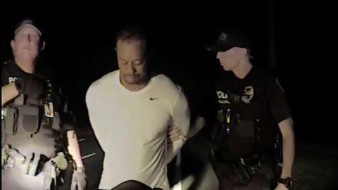 Tiger Woods Arrest