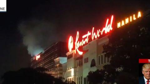 Manila resort