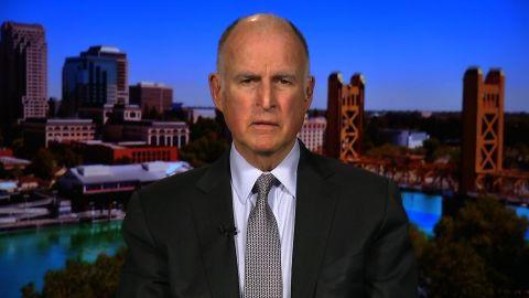 CA GOV Jerry Brown ISO CNNI