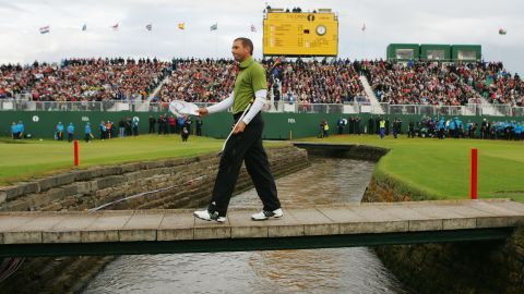 Certainly the most agonizing defeat of his career came at The Open in 2007. Having held a commanding lead over most of the field, slip-ups in the final round forced Garcia into a playoff with Padraig Harrington -- the Irishman eventually emerging victorious.