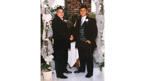Brothers Edgar Moreno, left, and Alcides Moreno.