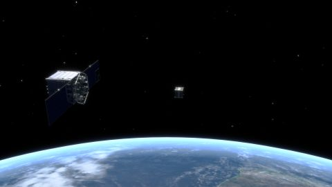 The satellite is targeted to launch for 2018.