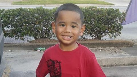 Frankie Delgado, 4, is believed to have died as a result of dry drowning one week after he inhaled water while swimming.