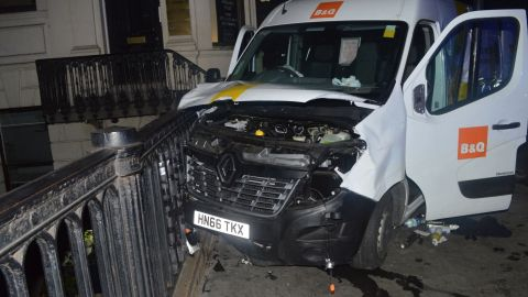 Three attackers mowed down pedestrians on London Bridge on June 3.