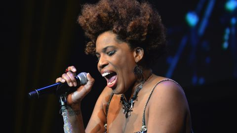 NEW YORK, NY - OCTOBER 08:  Singer Macy Gray performs at the Lupus Foundation Of America National Gala at Gotham Hall on October 8, 2013 in New York City.  (Photo by Andrew H. Walker/Getty Images for Lupus Foundation of America)