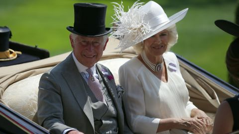 Prince Charles and his wife, Camilla, Duchess of Cornwall, are regular attendees.