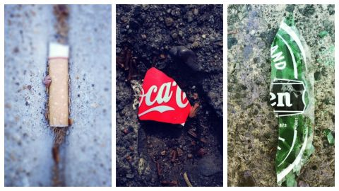 Litterati is a global, crowd-sourced database of litter.