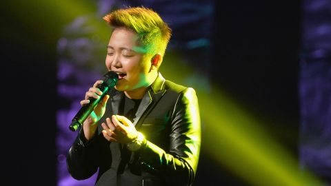 """In June, the artist formerly known as Charice Pempengco reintroduced himself to the world as Jake Zyrus. <a href=""""http://www.cnn.com/2015/05/21/entertainment/charise-new-look-feat/index.html"""" target=""""_blank"""">The singer debuted a new look</a> in 2015 after <a href=""""http://people.com/tv/charice-pempengco-addresses-gender-and-sexuality-to-oprah-winfrey/"""" target=""""_blank"""" target=""""_blank"""">telling Oprah Winfrey in an interview the year before that """"Basically, my soul is like male."""" </a>"""