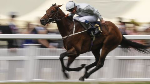 William Buick, riding the Mark Johnston-trained Permian, won The King Edward VII Stakes. The victory made up for the Permian's disappointing run in the Epsom Derby.
