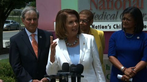 Nancy Pelosi Children's 6/27/17