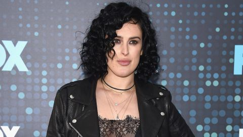 """Actress/singer Rumer Willis <a href=""""https://www.instagram.com/p/BWA3FqFD157/?taken-by=ruelarue"""" target=""""_blank"""" target=""""_blank"""">shared on Instagram on July 1 </a>that she had just celebrated six months of sobriety."""