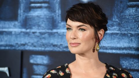 """Actress Lena Headey attends the premiere for the sixth season of HBO's """"Game Of Thrones"""" at TCL Chinese Theatre on April 10, 2016 in Hollywood City."""