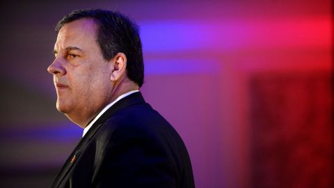 New Jersey Gov. Chris Christie rose to prominence as a US attorney before taking charge of the Garden State in 2010. The Republican, known for his quick temper and blunt communication style, ran for president in 2016 and is often in the national spotlight.