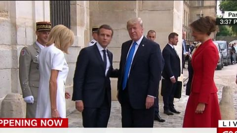 trump meets french president macron  _00000313.jpg