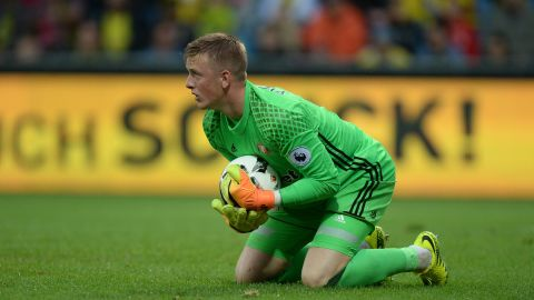Although Jordan Pickford only boasted a 15% clean sheet success rate last season, the 23-year-old was arguably Sunderland's only bright light following a disastrous 2016/2017 campaign in which the Premier League side was relegated to the second tier of English football.
