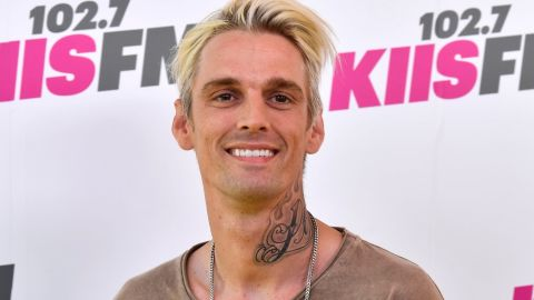 """Aaron Carter shared a note with fans on Twitter in August saying that when he was around 13 years old he """"started to find boys and girls attractive."""" The singer went on to say that at the age of 17 he had his first experience """"with a male that I had an attraction to who I also worked with and grew up with."""""""