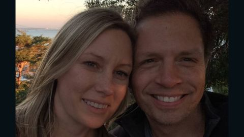 Photos of Australian woman, Justine Ruszczyk who was shot by Minneapolis police whilst responding to a 911 call. [Seen in the photo with her fiance Don Diamond]