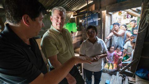 Al Gore in 'An Inconvenient Sequel: Truth To Power'