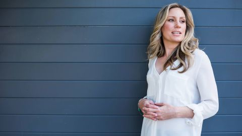 Justine Ruszczyk was planning to marry her fiance this month. She was fatally shot by Minneapolis police July 15.