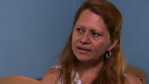Nury Chavarria was granted a stay of deportation on Wednesday.