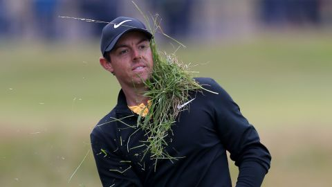 Northern Ireland's Rory McIlroy fought back with an impressive 67 on the final day to finish in a tie for fourth with Spain's Rafa Cabrera-Bello.
