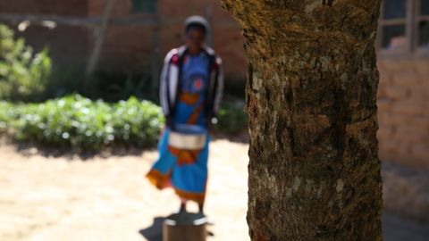 Malawian Flora got an illegal abortion in 2005 from a traditional healer. She said that with the family-planning help now given in Malawi, she could have avoided the unwanted pregnancy.