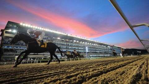 Horse racing in South Korea -- it's bigger than you think...