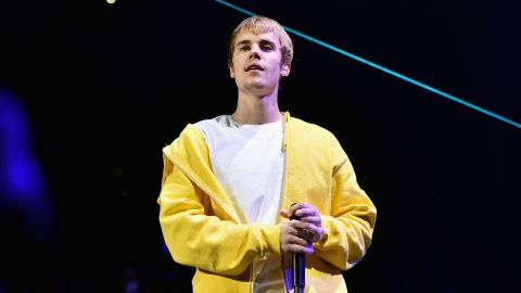 """Bieber was <a href=""""http://www.cnn.com/2016/11/23/entertainment/justin-bieber-punch-fan/index.html"""" target=""""_blank"""">accused of allegedly punching a fan</a> in Barcelona in November 2016. Video of the incident appeared to show the singer's hand making contact with the young man's face which was bloodied after the fan leaned into Bieber's vehicle."""