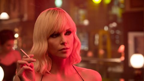 """Charlize Theron kicked butt and looked fabulous while doing it as an undercover MI6 agent in """"Atomic Blonde."""" She was strong, smart and beyond fierce in the role."""