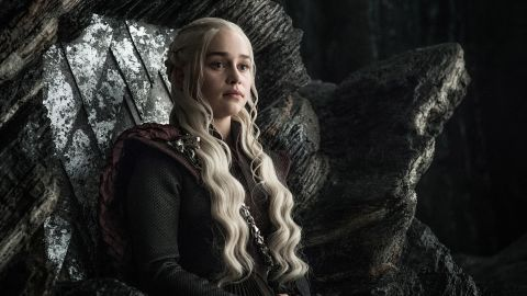 Daenerys is now an ambitious queen.