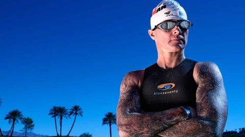 Todd Crandell has completed 28 Ironmans around the world.