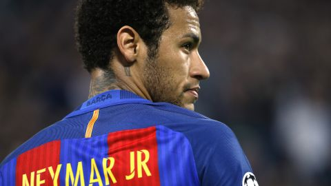 """After telling Barcelona <a href=""""http://www.cnn.com/2017/08/02/football/neymar-psg-barcelona-transfer-world-record/index.html"""" target=""""_blank"""">he wanted to leave the club,</a> Brazilian football star Neymar is heading to Paris Saint-Germain. PSG has activated his $263 million buyout clause, which is <a href=""""http://www.cnn.com/2017/08/03/football/neymar-barcelona-psg-transfer/index.html"""" target=""""_blank"""">a world-record fee</a> for a player transfer."""