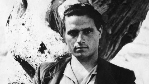 Salvatore Giuliano, a notorious Sicilian mobster.