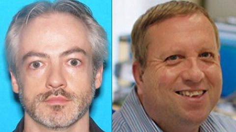 Wyndham Lathem, 42, and Andrew Warren, 56, are being sought by Chicago police.