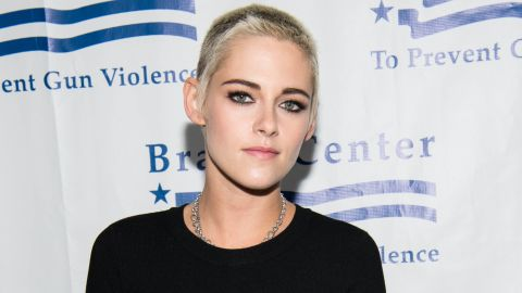 """Actress Kristen Stewart referred to herself as """"so gay"""" during her monologue when she hosted """"Saturday Night Live"""" in February. In August she opened up more about her sexuality<a href=""""http://www.harpersbazaar.co.uk/fashion/fashion-news/longform/a43015/kristen-stewart-september-issue-cover/"""" target=""""_blank"""" target=""""_blank""""> in an interview with Harper's Bazaar U.K.</a>"""