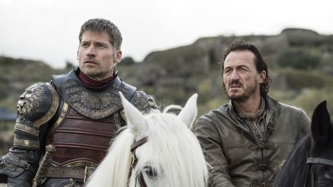 Nikolaj Coster-Waldau, Jerome Flynn in 'Game of Thrones'