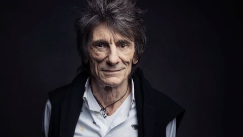 """Rolling Stones guitarist Ronnie Wood revealed in August that he had been diagnosed with lung cancer three months earlier. Wood, who chain-smoked for 50 years, <a href=""""https://twitter.com/ronniewood/status/894254546314297344"""" target=""""_blank"""" target=""""_blank"""">tweeted</a> that he is fine now after surgery and ready to head on tour with his band."""