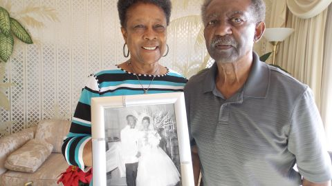 Dorothy and Levi Reeves have been married 57 years. Dorothy, 79, agreed to donate both of their brains for research.
