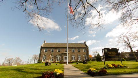 U.S. Army Garrison Fort Hamilton Headquarters.