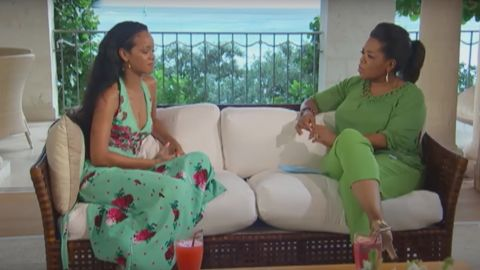 """The """"Birthday Cake"""" singer opened up to Oprah about the night that changed everything between her and Brown during an <a href=""""http://marquee.blogs.cnn.com/2012/08/17/rihanna-on-chris-brown-i-lost-my-best-friend/"""" target=""""_blank"""">August 2012 interview</a>. """"I lost my best friend,"""" she said. """"Everything I knew switched -- switched in a night -- and I couldn't control that, so I had to deal with that, and that's not easy for me to understand."""""""