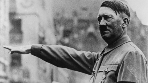 Adolf Hitler wrote a fan letter to one of the eugenics leaders in the United States because he was so inspired by the man's ideas.
