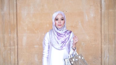 """Malaysian fashion influencer and entrepreneur Vivy Yusof, pictured here, is the brains behind <a href=""""http://duckscarves.com/"""" target=""""_blank"""" target=""""_blank"""">dUCk scarves</a> and <a href=""""https://www.fashionvalet.com/"""" target=""""_blank"""" target=""""_blank"""">Fashion Valet, </a>the online retailer. Yusof recently worked Princess Sarah on a limited-edition collection."""