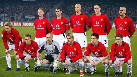 Not all expensive foreign imports were successful. In 2001, Juan Sebastian Veron became the most expensive player in the history of British football, only to leave two years later.