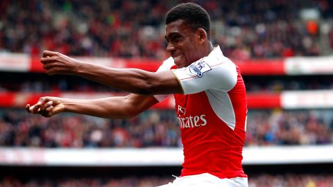 The 22-year-old Nigerian forward is part of the current Arsenal squad, and one of Arsene Wenger's more recent signings from Africa.
