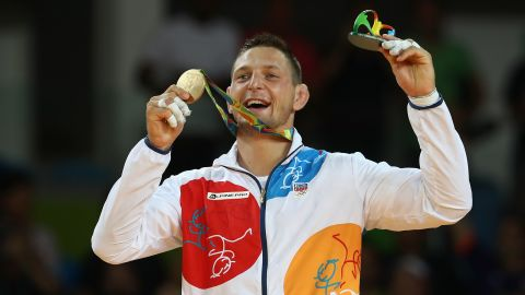 """Tens of thousands flocked to Lipno Lake to welcome the Czech Republic's Olympic heroes in the aftermath of Rio 2016 -- among which stood their country's first ever judo gold medalist,<a href=""""https://edition.cnn.com/2018/02/22/sport/lukas-krpalek-czech-judo-teddy-riner-paris-grand-slam/index.html""""> Krpalek.</a> """"Judo is something completely different to any other sport,"""" the heavyweight world and Olympic champion told CNN in Prague. """"Judo educates children from a young age to respect the elders, to respect the opponent, to somehow respect humanity itself. This is something I like a lot and I am glad this is observed, be it locally or at worldwide tournaments."""""""