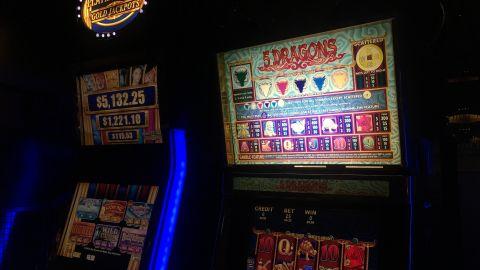 Some argue that poker machines are designed to mislead and deceive users.