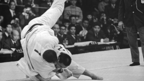 Judo was first seen at the Olympics in Tokyo in 1964, and a women's competition was added at the Barcelona Games in 1992.